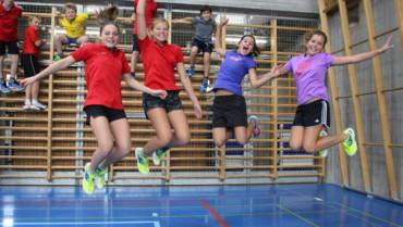 Badminton Sommer-Plausch2017