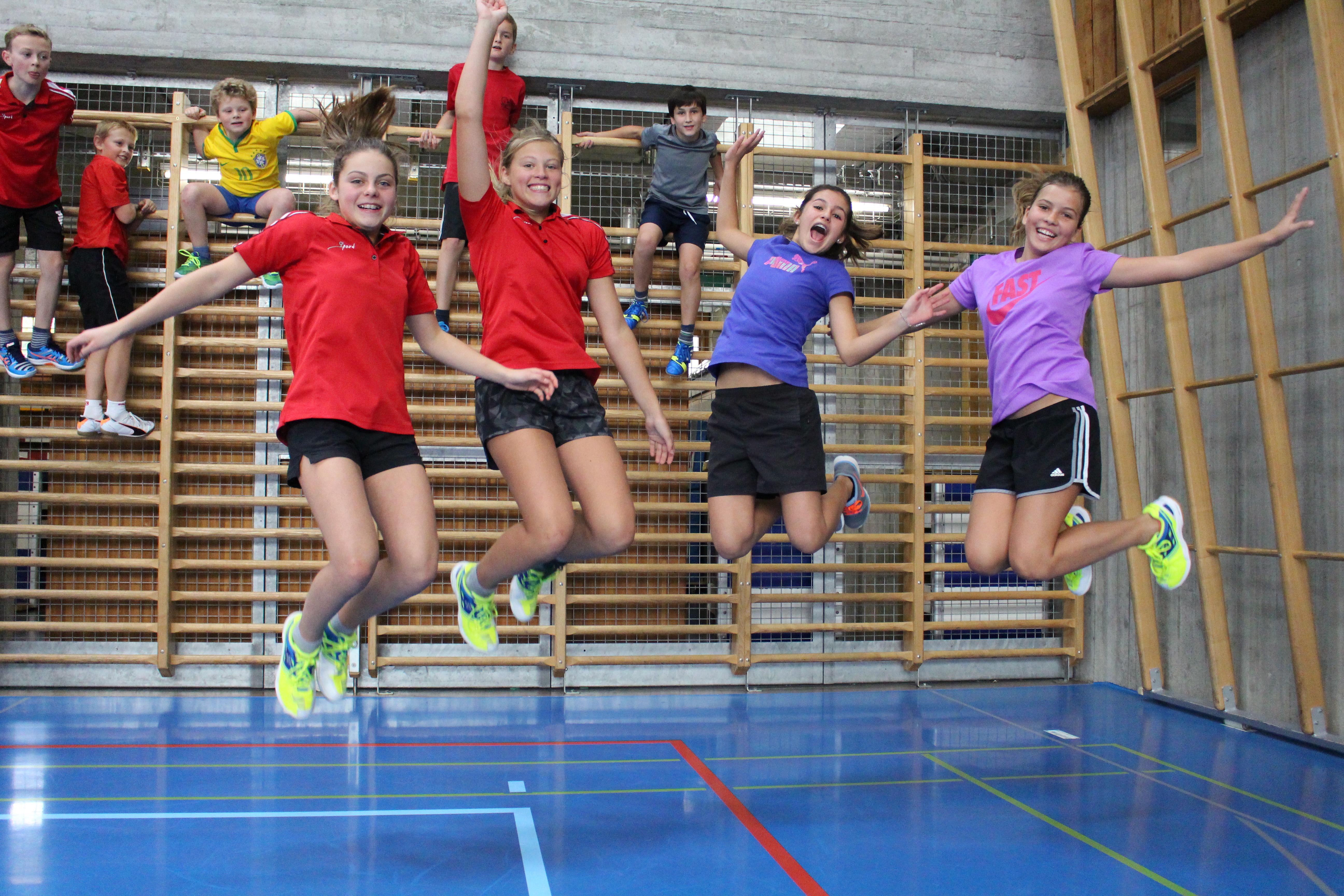 Badminton Bären Trainingswoche