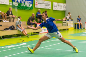 Spitzenspiele Badminton