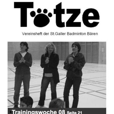 Bärentatze 08/09–1