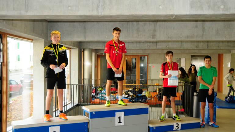 Junioren Ostschweizer-Meisterschaften