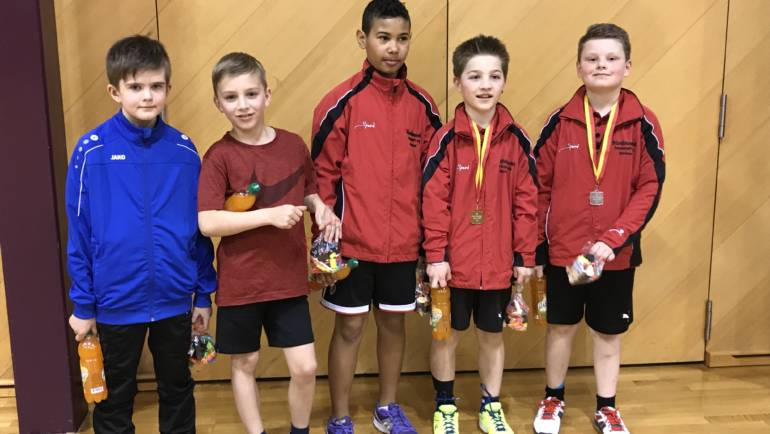 Erfolgreiches Kids-Turnier in Arbon