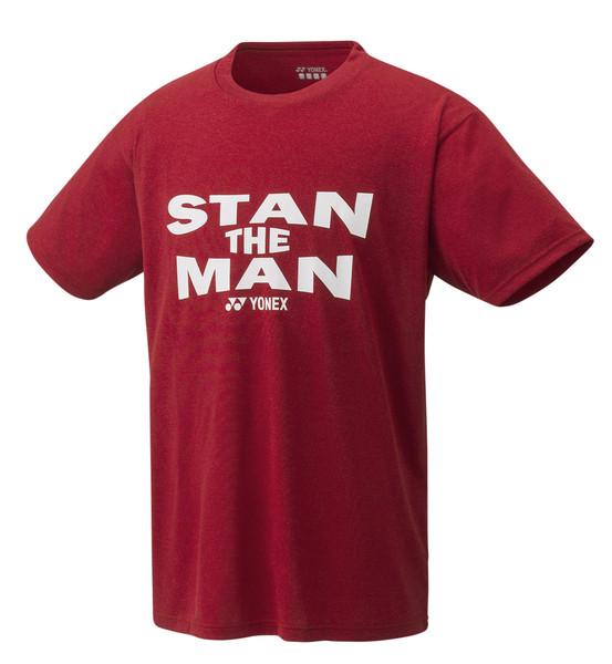 abde4315e5f002 T-Shirt Men Stan-the-Man (3 Farben  rot   weiss   grün) - St.Galler ...