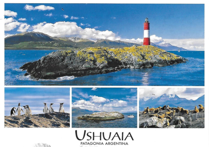 Grüsse aus Ushuaia